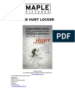 Hurt Locker--production notes