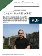 3. IDU - Poblacion Ciudades y Diseño de Sistemas de Drenaje