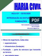 Aula 01_02-03-2020_ Introdução ao Estudo das Fundações_Tipos