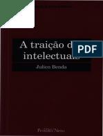 Julien Benda - A Traição dos Intelectuais