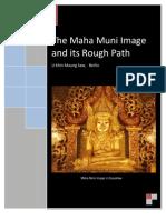 The History of Maha Muni Image[1]
