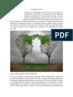 ACTIVIDAD  1 DEFINICIÓN DE PSICOLOGIA