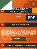 MEMORIA  RAM  Y TARJETA GRAFICA.pptx
