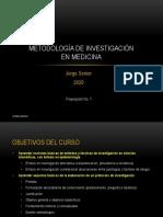 Metodología de investigación en medicina