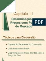 Microeconomia - Pindyck resumo cap11