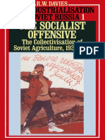 R. W. Davies (auth.) - The Industrialisation of Soviet Russia 1 - The Socialist Offensive_ The Collectivisation of Soviet Agriculture, 1929–1930  (1980).pdf