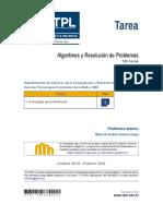 UTPL-Algoritmos y Resolución de Problemas