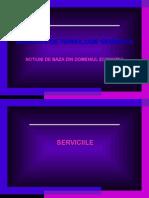 serviciile
