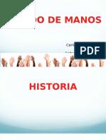 Lavado de Manos. Carlos Perez