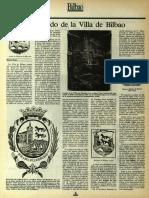 La historia del escudo de BIlbao