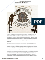 A crise política e a luta de classes _ PSTU