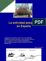 El sector pesquero español