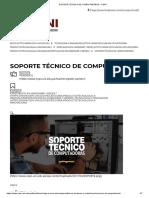 SOPORTE TÉCNICO DE COMPUTADORAS – CEPS