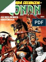 A Espada Selvagem de Conan - As Melhores Histórias (1986)