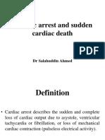 Cardiac arrest of medicines