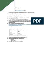 7 Configuracion de Microprocesador Raspberry Pi