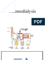 Haemodialysis and oxygen uptake