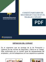 CAPACITACION COPASST, C. CONVIVENCIA, C BRIGADISTAS.