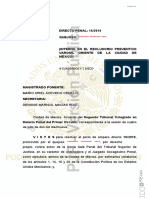16-19 f33 ampara corrupcion no ampara violacion.pdf