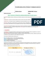 Guía - Taller No 5. Conjuntos y desigualdades (virtual)