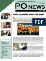 APO News 08 2008E