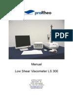 prorheo_manual_ls300