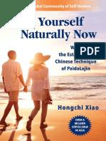 HEAL YOURSELF NATURALLY PAIDALAJIN