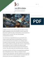 Cultos Inomináveis, o novo RPG da Redbox - RedeRPG