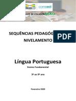 SEQUENCIA DIDÁTICA LINGUA PORTUGUESA III