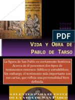 461615673.Vida y Obra de Pablo de Tarso