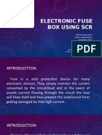 ELECTRONIC FUSE BOX USING SCR.pptx