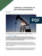 Lectura Tema1 Guerra de precios del petroleo en 2020