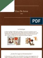 Vino De Arroz