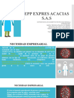EPP ACACIAS SAS