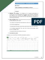 Cours 2 Gestion de données numériques et de tableau sur Excel.pdf