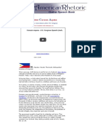 Corazon Aquino - Speech to a Joint Session of the U.S. Congress - Online Speech Bank.pdf