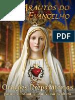 Orações Preparatórias para a Consagração a Nossa Senhora