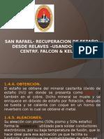 extraccion Sn en San Rafael (1).ppt