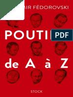 Poutine de A a Z - Vladimir  Fedorovski.pdf