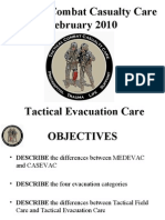 03D Tactical Evacuation Care 100219