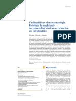Cardiopathies Et Odontostomatologie
