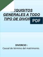 DIVORCIO Y COMPENSACION ECONOMICA
