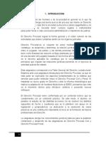monografia de Derecho Procesal