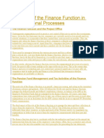 The Role of the Finance Function in Organizational Processes.doc
