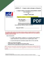 Cahier 3 Compte rendu technique et financier VF