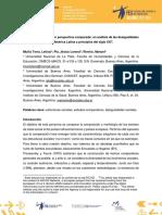 Muñiz Terra, Pla, Rivero-Estructuras de clase comparada Arg-España