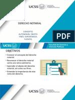 CLASE 1 - DERECHO NOTARIAL.pptx