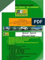Proposal Bisnis Agen ESL Express