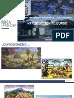 INTRODUCCIÓN AL CURSO M.A. Y D.S.
