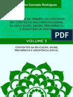 Adriano Conrado Rodrigues - Volume 3 - Terapia Ocupacional (Livro)